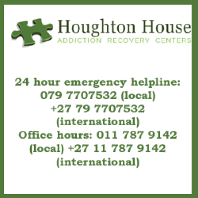 Houghton House Addiction Recovery Centers Tel:+27 11 787 9142